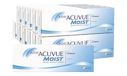 Acuvue Moist Kombi Set 12 kutu lens