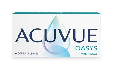 Acuvue OASYS Multifocal lens