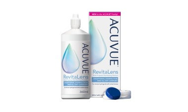 Johnson & Johnson Acuvue RevitaLens Solüsyon 360 ml