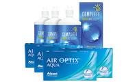 Air Optix AQUA Kombi Set (Complete Solüsyonlu)
