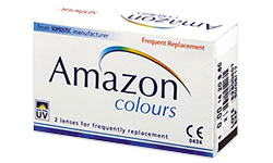 Amazon Colours (By Sophistic) Numarasız lens