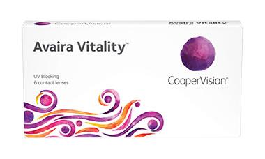 Avaira Vitality lens