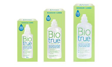 Biotrue 300 + 120 + 60 ml