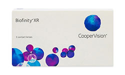 Biofinity XR Yüksek numara lens