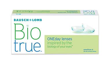 Biotrue ONEday 30 lu Kutu lens