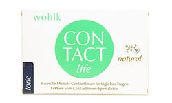 Contact LIFE TORIC lens