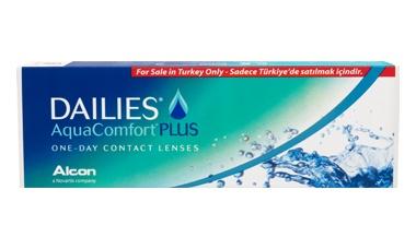 DAILIES Aqua Comfort 30lu Kutu lens