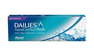 DAILIES Aqua Comfort Multifocal 30lu Kutu lens