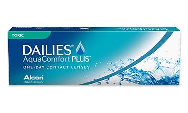 DAILIES Aqua Comfort TORIC 30lu Kutu lens