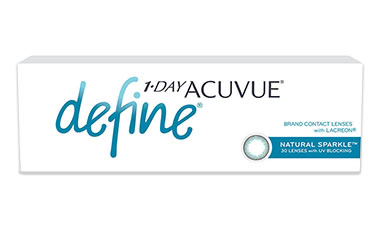 1DAY ACUVUE® Define Sparkle 30 lu Kutu