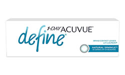 1DAY ACUVUE® Define Sparkle 30 lu Kutu lens