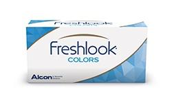 Freshlook Colors Renkli Numaralı lens