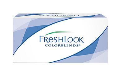Freshlook Colorblends Renkli Numaralı