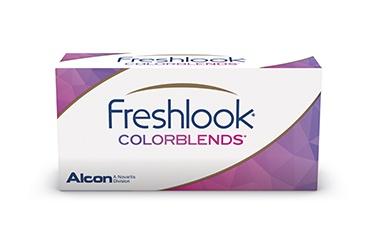 Freshlook Colorblends Renkli Numaralı lens
