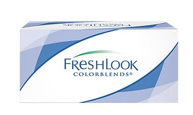 Freshlook Colorblends Renkli Numarasız