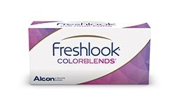Freshlook Colorblends Renkli Numarasız lens