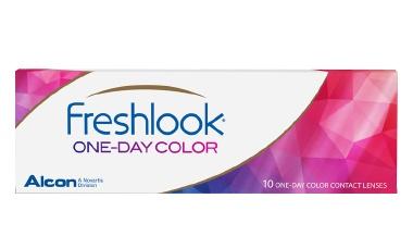 FreshLook® ONE-DAY  lens