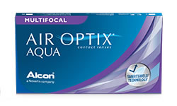 Air Optix Multifocal lens