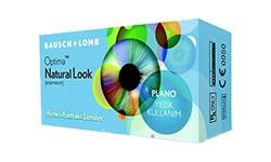 Optima NaturalLook Renkli Numarasız 2 li Kutu lens