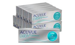 Acuvue OASYS® 1-Day Kombi Set 12 Kutu lens