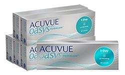 Acuvue OASYS® 1-Day Kombi Set 6 Kutu lens