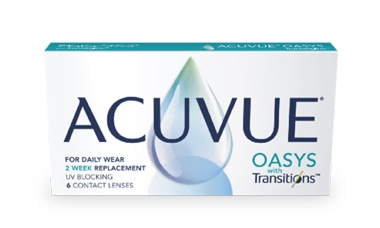 Acuvue OASYS ® with Transitions™
