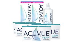 Acuvue OASYS ® with Transitions™ Kombi Set 4 Kutu lens