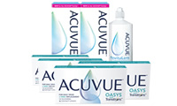 Acuvue OASYS ® with Transitions™ Kombi Set 4 Kutu