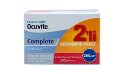Ocuvite Complete 120 Kapsül lens