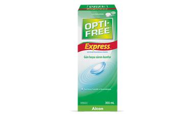 OPTI-FREE EXPRESS 355 ml.  lens