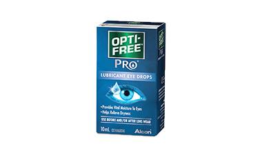 OPTI-FREE® Pro Eye Drops 10ml (Göz Damlası)
