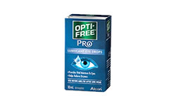 OPTI-FREE® Pro Eye Drops 10ml (Göz Damlası) lens