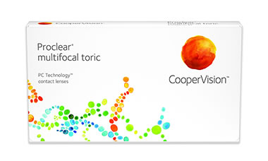 Proclear Multifocal Toric lens