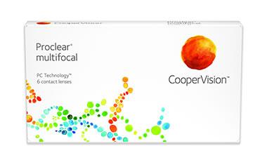Proclear Multifocal XR Yüksek Numara lens