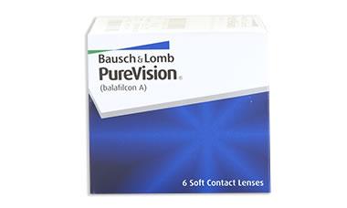 PureVision lens