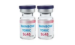 Rainbow SL 45 Toric lens
