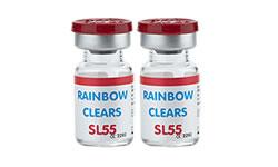 Rainbow Clears SL 55 Yüksek Numara lens