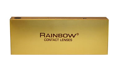 Rainbow Color Mirage Series lens