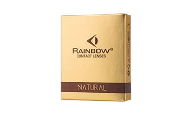 Rainbow Color Natural Series lens