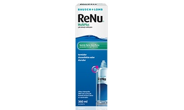 RENU MULTI PLUS 360ml lens