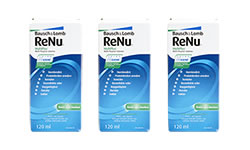 RENU MULTI PLUS 3 X 120ml  lens