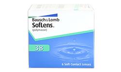 SofLens 38 lens