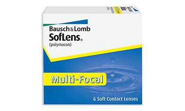 Soflens Multifocal lens