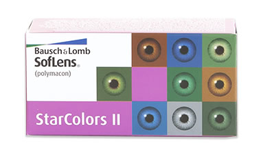 Starcolors II Numaralı lens